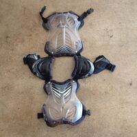 Fox chest protector  1978 km