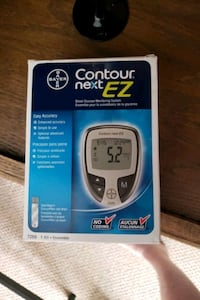 Blood Glucose Monitor Mississauga, L5L 2B5