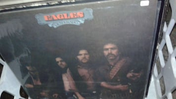 Eagles Record Album