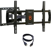 New!! Full Motion Articulating TV Wall Mount...$70