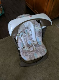 Collapsible Fisher Price Baby Swing