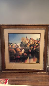 Picture and frame excellent condition
