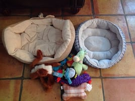 Dog bed beds cat small dog toys chihuahua yorkie all for $15