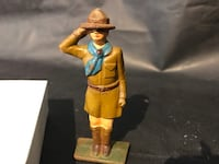 Antique 1930's 40's Boy Scout Led Figurine. Toy toys Ottawa, K0A 3H0