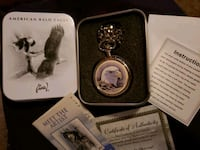Al Agnew Pocket Watch Elizabethtown, 17022