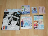 Frozen Activity Pack Surrey