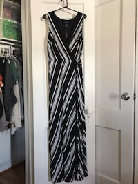 Black and white maxi Falls Church, 22046