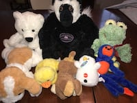 Stuffed Animals take all for $2 Colorado Springs, 80907