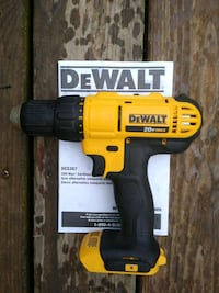 *BrandNew* 20-Volt MAX 1/2-in 2-speed drill/driver- *tool only*