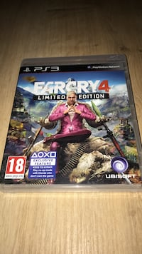 Ps3 FarCry 4 limited edition Topçular Mahallesi, 41060