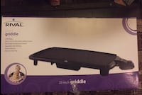 20 inch Griddle