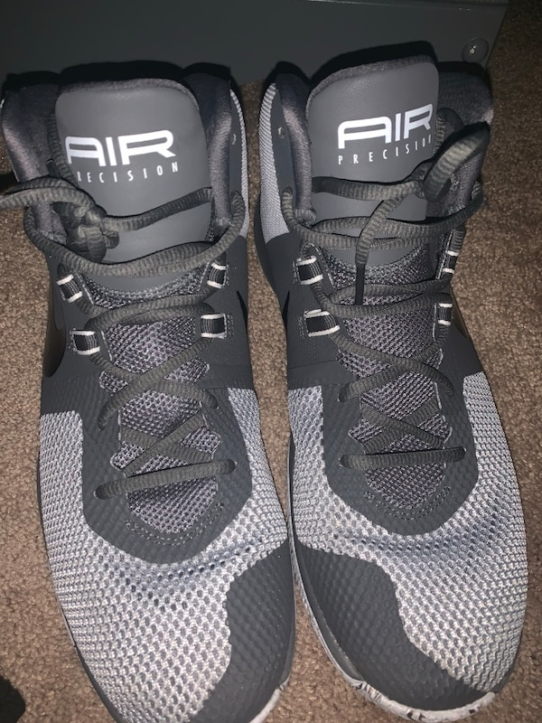 14f63ac2b5a3 Used 11.5 nike air precisions like new for sale in Austin - letgo