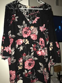 3x wore once blouse  Port Hueneme, 93041