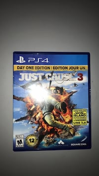 Just Cause 3 for the PS4! New Westminster, V3L 2M4