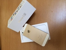 IPhone 5s gold scambio