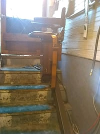 Mobility stair climber chair 450 oBo. Englewood, 80113