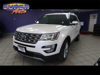 2017 Ford Explorer Limited Denver