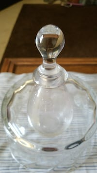 clear glass decanter Owensboro, 42301
