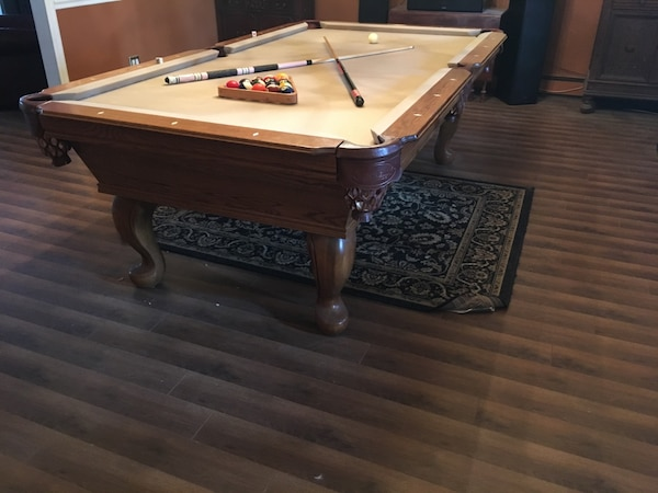 Used Ft Connelly Catalina Pro Pool Table For Sale In Worth Letgo - Connelly catalina pool table
