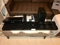 Complete Panasonic Home Surround System Centreville, 20120