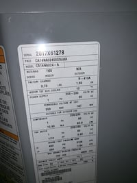 carrier 14 SEER 2 ton air conditioner  Cypress, 77429
