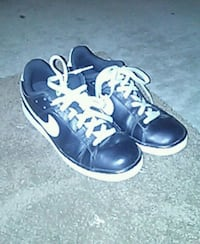 pair of black-and-white Nike sneakers West Covina, 91791