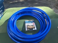 blue and white hose in box Wilmington, 28403