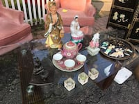 Chinese's collectibles and Garage Sale today,August 18th Brampton, L6Y 1K6
