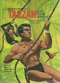 1964 Tarzan of the Apes Whitman1964 In excellent condition Pick-up in