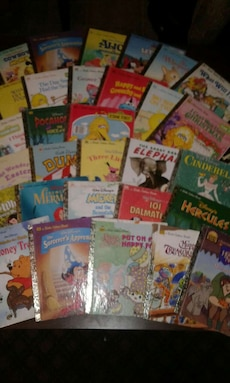 Used, A Little Golden Book Collection (58) for sale  Crawfordsville, IN