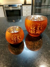 Set of 2 NEW candle holders  Vaughan, L6A 0K1