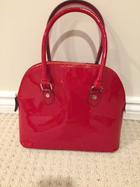 Women's red leather handbag Ottawa, K2H