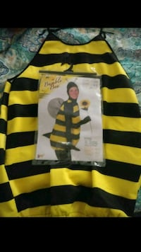 Adult bee costume 2205 mi