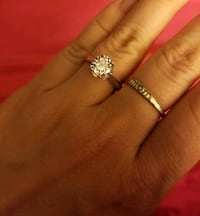 Solitaire engagement/promise ring Nampa, 83687