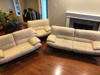 Sofa set for sale Port Coquitlam