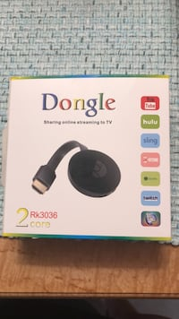 Dongle-sharing online streaming to tv  Lititz, 17543