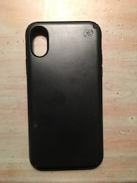Black iPhone X case Raleigh, 27612