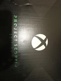 Xbox project Scorpio New with Controller no games North Oaks, 55127