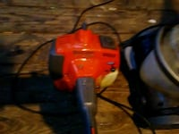 red and black corded power tool Athens, 35614