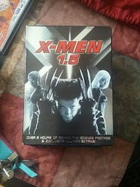X-men 1.5 DVD case Jefferson, 53549