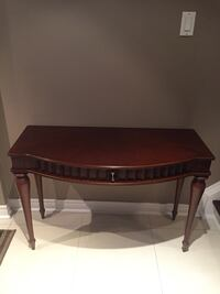 Bombay Wooden Accent table with drawer Vaughan, L4J 1L5