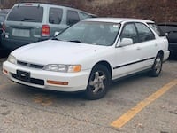 1997 Honda Accord (Stick) For $1500 West Haven