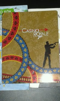 Casino Royale  steelbook bluray Kızılay Mahallesi, 06420