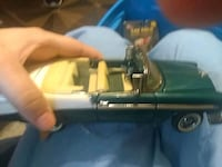 White and green car die-cast model Martinsburg, 25401