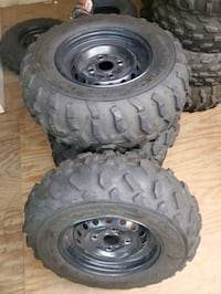 honda atv tires and wheels  North Charleston, 29405