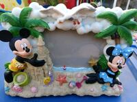 3 x 5 3d Disney Mickey Minnie Mouse Picture Frame  Redwood City, 94063