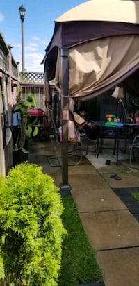 12x10 gazebo 5 month old I need gone because to big on my backyard  Toronto