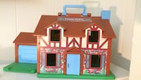 Vintage Fisher Price Little People House East Greenwich, 02818