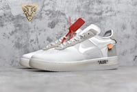 Air Force 1 low off white Fairview, 07022