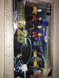 Star Trek The Next Generation Pez Collector's Series Concord, 03301